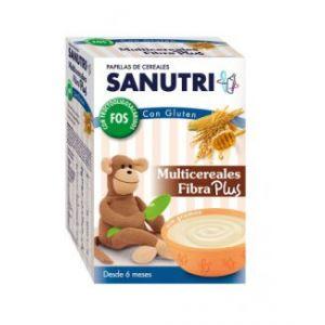 Sanutri Multicéréales fibre plus 600 gr - dès 6 mois