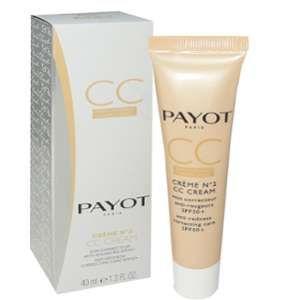 Payot Crème N°2 CC Cream - Soin correcteur Anti-Rougeurs SPF50+