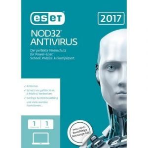 NOD32 Antivirus 2017 [Windows]