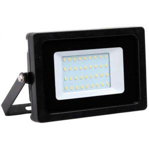 Cross Projecteur plat noir 50w à led 3500 lumens