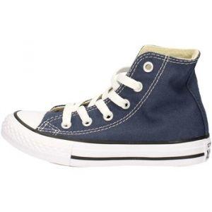 Converse Chaussures - Chaussures All Star Core Hi Kids - Bleu Marine