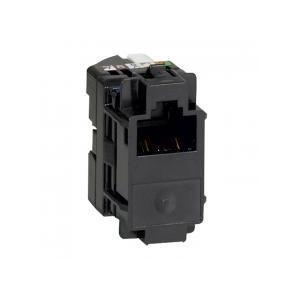Legrand Connecteur RJ 45 Cat. 6 FTP pour coffrets Double Play et Basiques (413082)