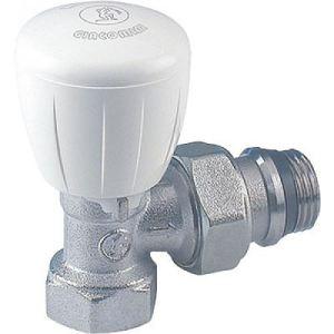 Giacomini R421X133 - Robinet thermostatique equerre 1/2