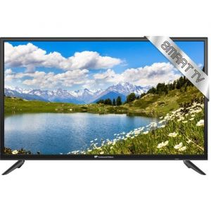 Continental Edison TV LED HD SMART WIFI 80cm (31.5'') - Classe énergétique A+
