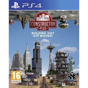 Constructor Plus [PS4]