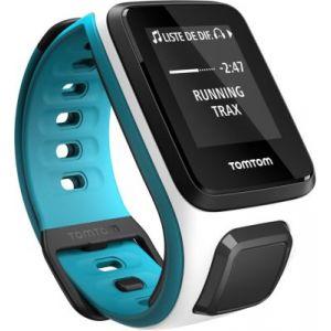 TomTom Runner 2 Music+Casque BT - Montre GPS (bracelet large)