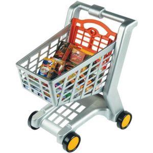 Klein Chariot de supermarché garni