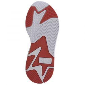 Puma Baskets Rs-x Joy Junior White / High Risk Red - EU 38