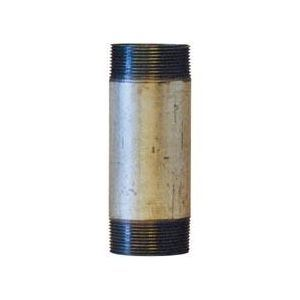 Afy 530012100 - Mamelon 530 tube soudé filetage conique longueur 100mm D12x17