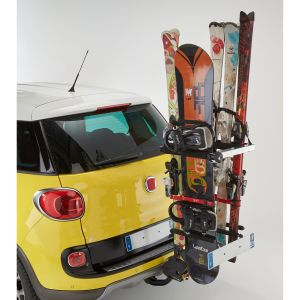 Mottez Porte-skis sur attelage A022P