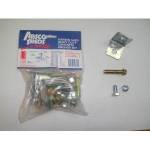 Madeira Kit 8 points d'ancrage en métal
