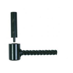 ING Fixations A001094 - Gond parpaing cataphorèse noir chimique Ø 14 x 150 mm