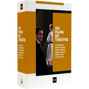 6 films de théâtre