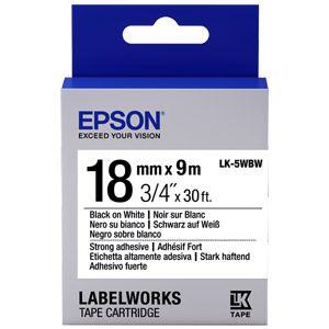 Epson LK-5WBW noir/blanc