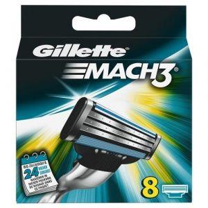 Gillette Mach3 - 8 lames de rasoir