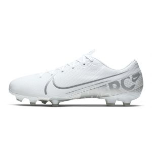 Nike Chaussure de football multi-surfacesà crampons Mercurial Vapor 13 Academy MG - Blanc - Taille 42 - Unisex