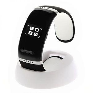 Yonis Bracelet connecté Bluetooth LED montre sportive smartphone