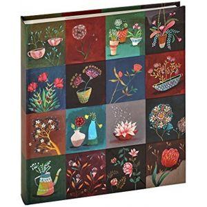 Panodia Album Artistes Izou Fleur 11.5x15cm 100V