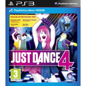 Just Dance 4 (PlayStation Move) [PS3]