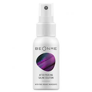 BeOnMe After Piercing Saline Solution - 50 ml