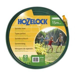 Hozelock 6756P0000 Arroseur 15 m Noir 43 x 43 x 17 cm