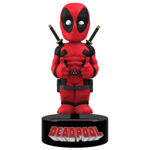 Neca Figurine Marvel Body Knocker Bobble Deadpool 15 cm