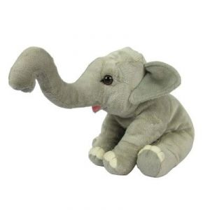 Soft Friends Peluche Éléphant 28 cm