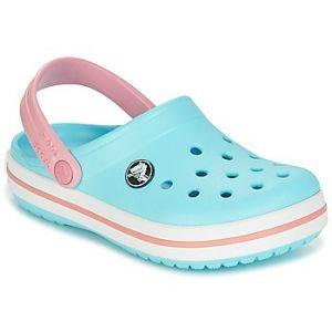 Crocs Crocband Clog Kids, Sabots Mixte Enfant, Bleu (Ice Blue/White), 20-21 EU