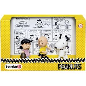 Schleich 3 figurines Classiques 5 cm