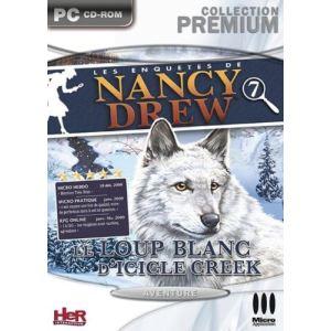 Les Enquêtes de Nancy Drew : Le Loup Blanc d'Icicle Creek [PC]