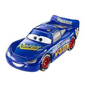 Mattel Disney Cars 3 - Flash McQueen - Lumières & Sons - Echelle 1/21