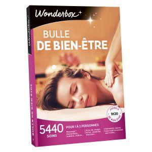 Wonderbox Bulle de bien-être - Coffret cadeau 5440 soins