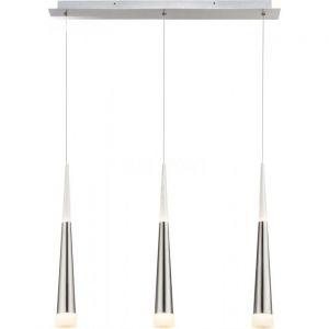 Globo Suspension DEL 15 watts lustre luminaire lampe éclairage salle Á manger LED