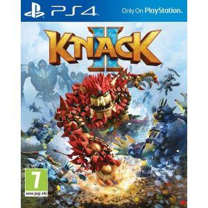 Knack II sur PS4