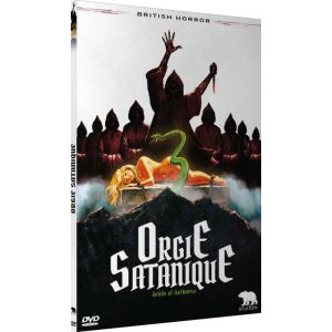 Orgie satanique [DVD]
