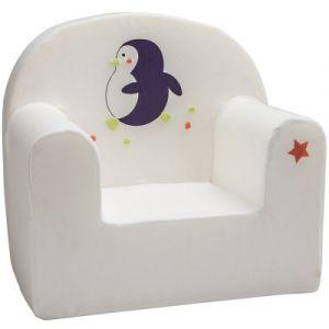 Babycalin Fauteuil club Pingouin beige