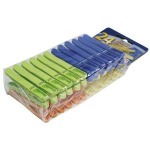 Laguelle Pince à linge en plastique - x24