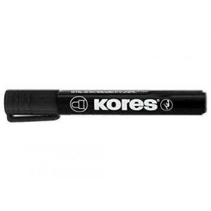 Kores M20930 - Marqueur permanent K-Marker XP1, pointe ogive, encre noire