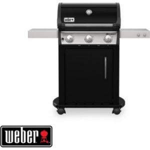 Weber Barbecue gaz SPIRIT E-315 MIX PLANCHA BLACK