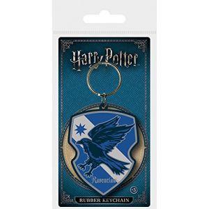 Pyramid International Harry Potter Porte-Clés Caoutchouc Ravenclaw 6 Cm