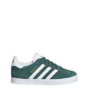 Adidas Gazelle C, Chaussures de Fitness Mixte Enfant, Vert