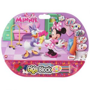 Giga Block 5 en 1 Minnie