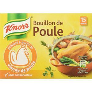 Knorr Bouillon de Poule 15 T 150 g