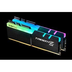 G.Skill F4-2400C15D-32GTZRX - Trident Z RGB 32 Go (2x16 Go) DDR4 2400 MHz CL15