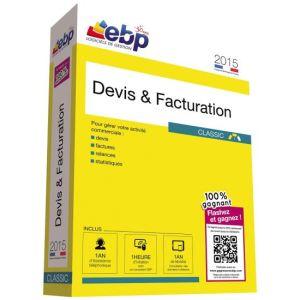 Devis et Facturation Classic 2015 [Windows]