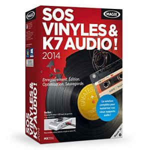 SOS vinyles et K7 audio ! 2014 [Windows]
