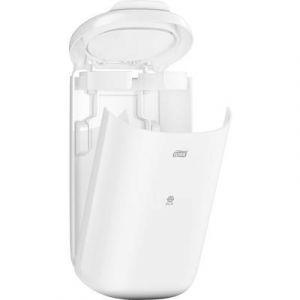 Poubelle hygiénique blanche en plastique de 5 litres