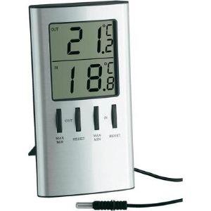 TFA Dostmann 30.1027 - Thermomètre maxima-minima digital