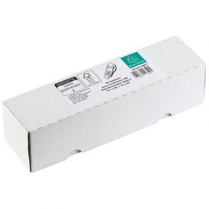 Exacompta 40751E - Bobine papier thermique pour TPE - larg. 57mm / diam. 40mm, sans BPA
