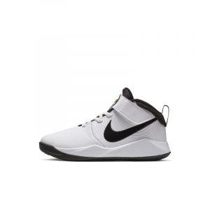 Nike Chaussure Team Hustle D 9 pour Jeune enfant - Blanc - Taille 35.5 - Unisex